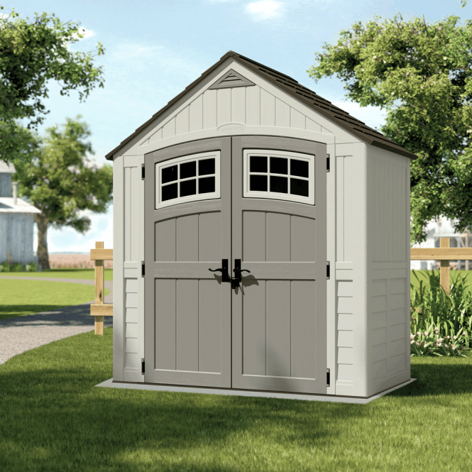 Click to view product details and reviews for Suncast Cascade 7ft X 4ft Shed.