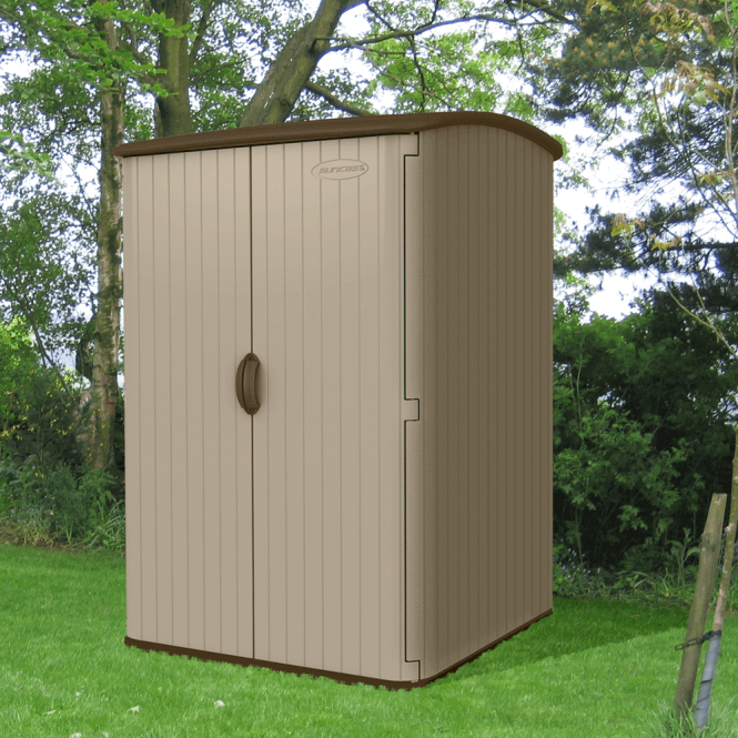 Click to view product details and reviews for Suncast Conniston 3 Vertical Storage Shed.