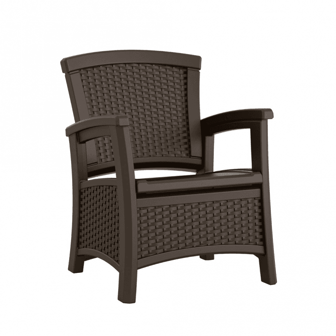 Click to view product details and reviews for Suncast Elements Furniture Storage Chair.