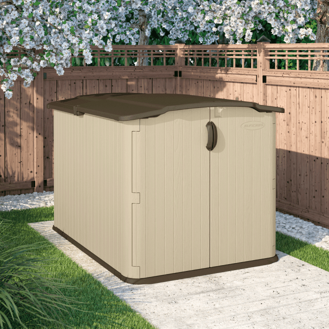 Click to view product details and reviews for Suncast Kensington 7 Storage Shed.