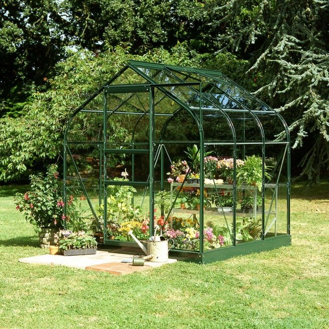 Click to view product details and reviews for Supreme 6ft X 6ft Greenhouse Green.