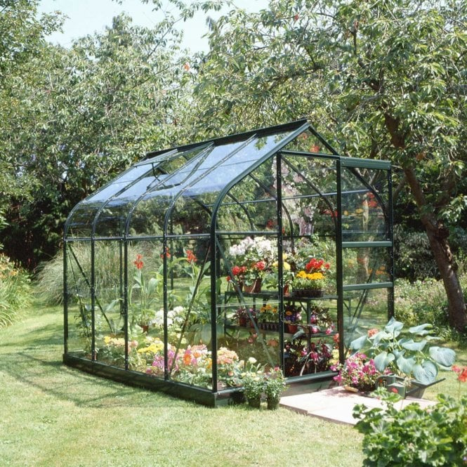 Click to view product details and reviews for Supreme 6ft X 8ft Greenhouse Green.