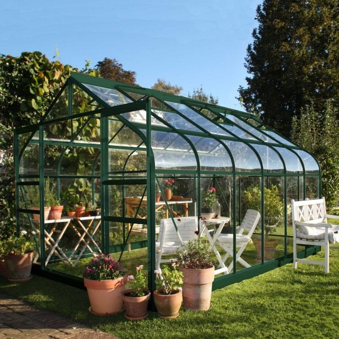 Click to view product details and reviews for Supreme 8ft X 12ft Greenhouse Green.