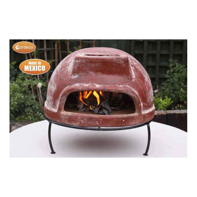 Table Top Mexican Pizza Oven