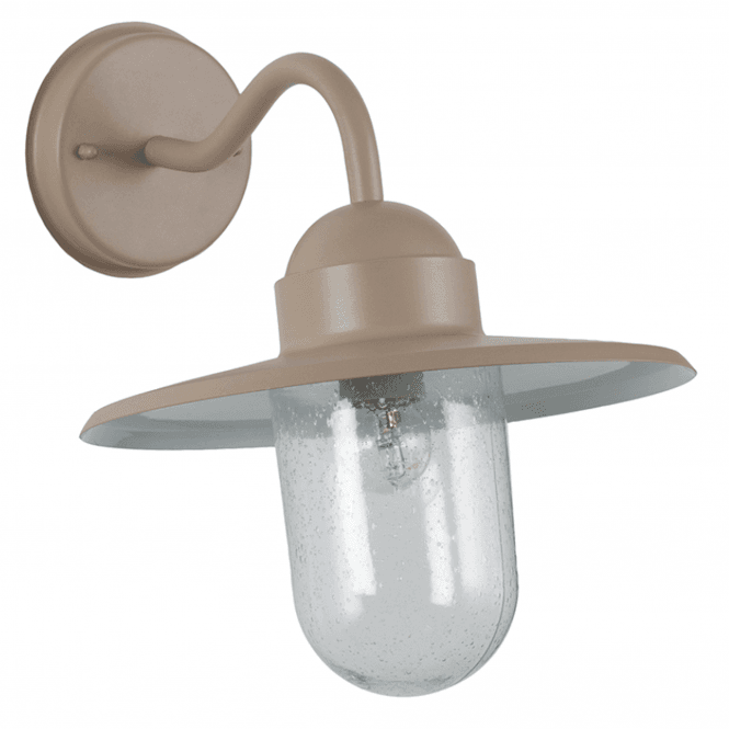 Click to view product details and reviews for Taupe Fisherman Outdoor Wall Light.