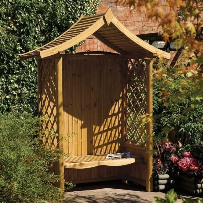 Click to view product details and reviews for Tenbury Garden Arbour.