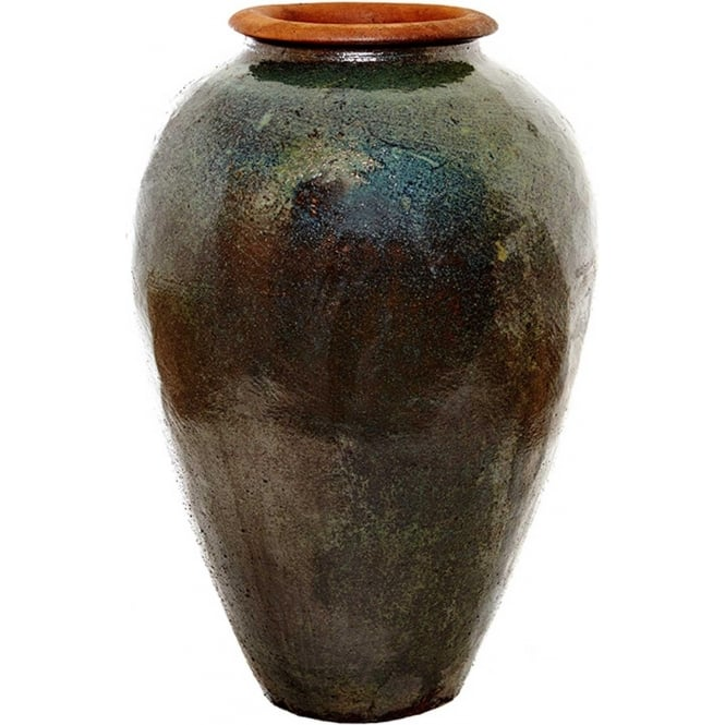 Click to view product details and reviews for The Pot Co Yakuta Water Jar Xining Planter Available In A Range Of Colours.