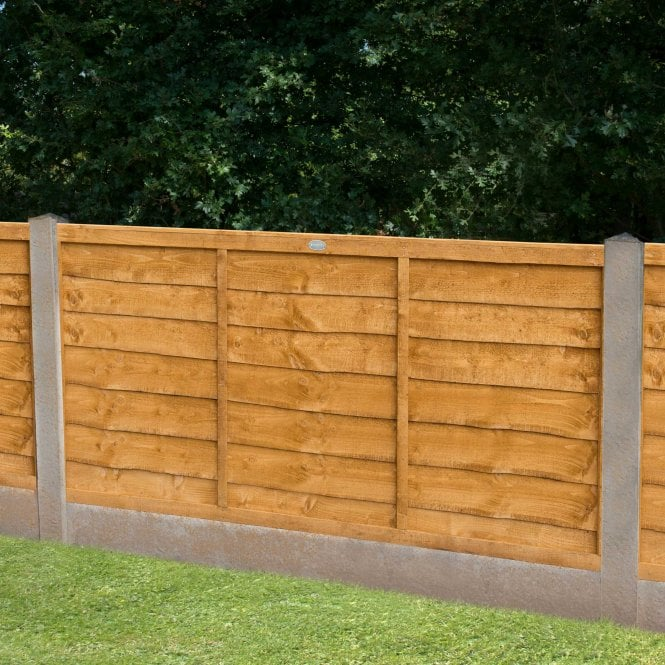 UPVC Fence panel system shaped top panel posts top caps 3 colours 1830mm 6ft