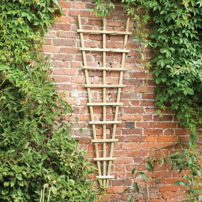 Click to view product details and reviews for Traditional Fan Trellis 180cm X 60cm.