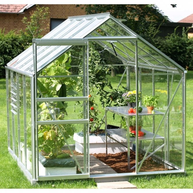Click to view product details and reviews for Venus 5000 8 X 6 Greenhouse Silver.