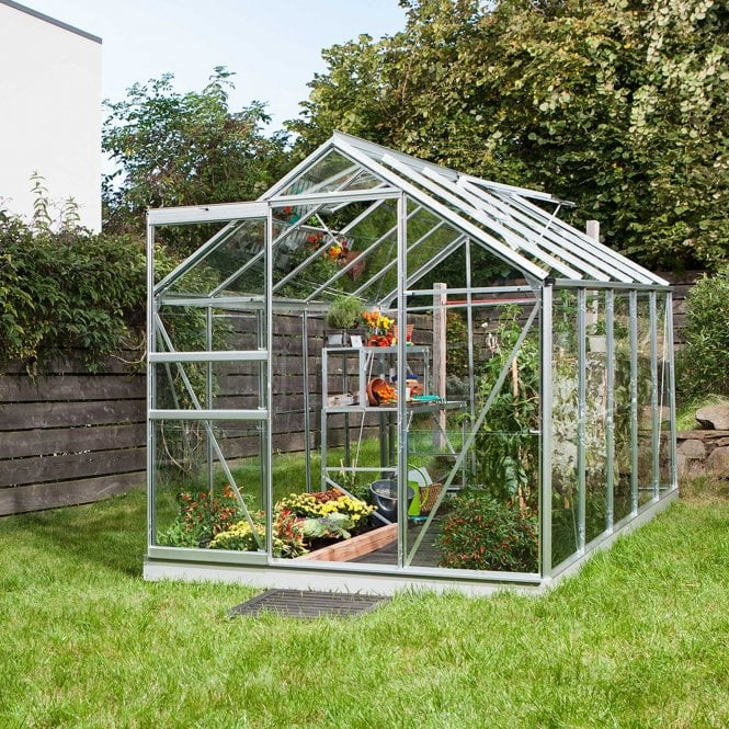 Click to view product details and reviews for Venus 6200 6 X 10 Greenhouse Silver.