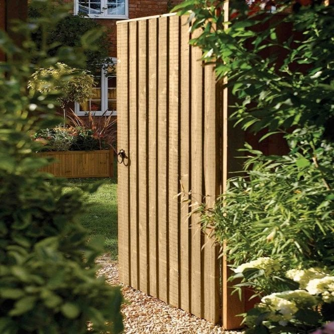 Vertical Board Gate 6x3
