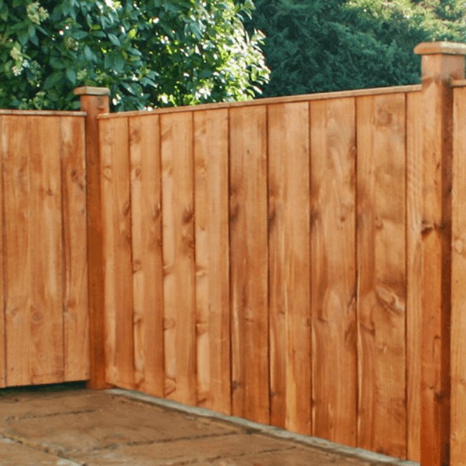 Click to view product details and reviews for Vertical Hit And Miss Fence Dip Treated.