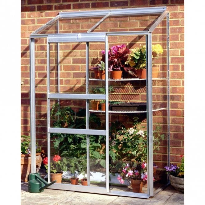 Click to view product details and reviews for Wall Garden 4ft X 2ft Greenhouse Free Base And 1 Free Autovent When Purchased With A Greenhouse Until 30th April 2019.