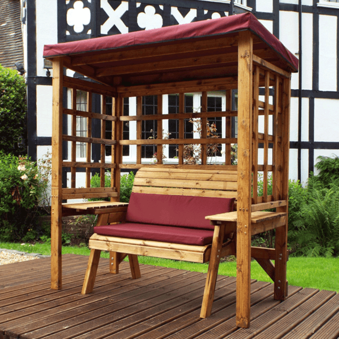 Click to view product details and reviews for Wentworth 2 Seat Arbour.