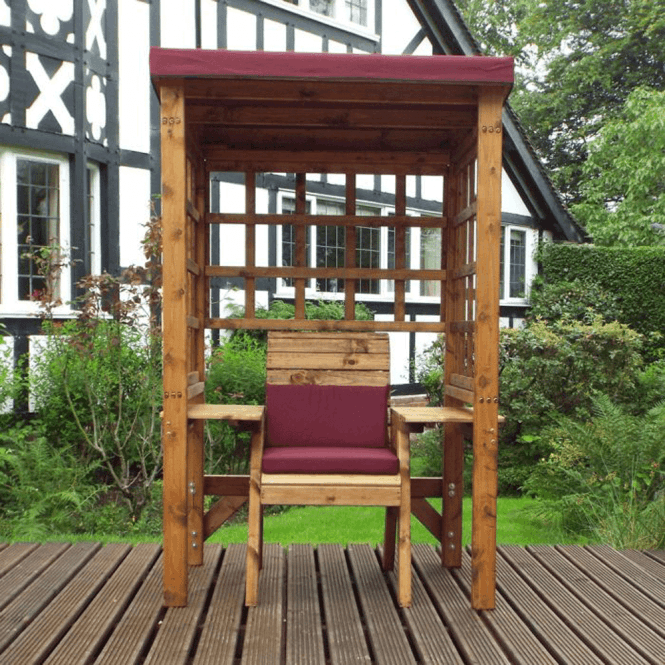 Click to view product details and reviews for Wentworth Single Arbour.