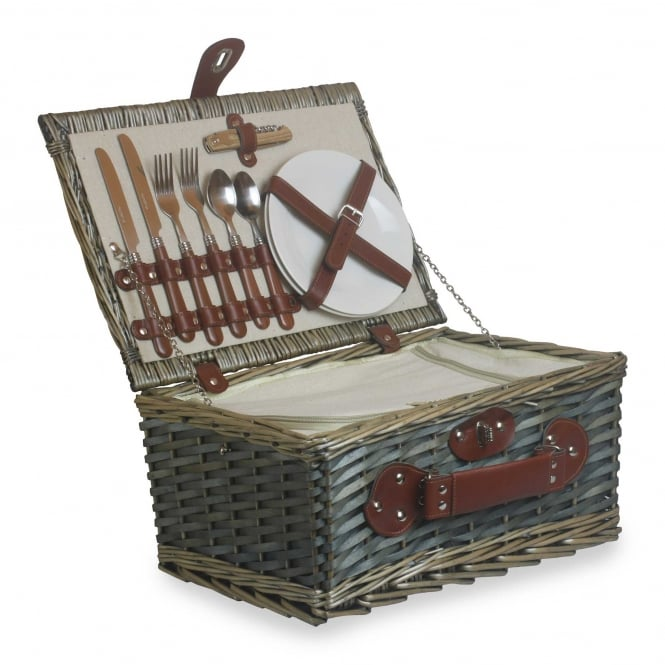 Click to view product details and reviews for Willow Direct Baskets 2 Person Chipwood Hamper.