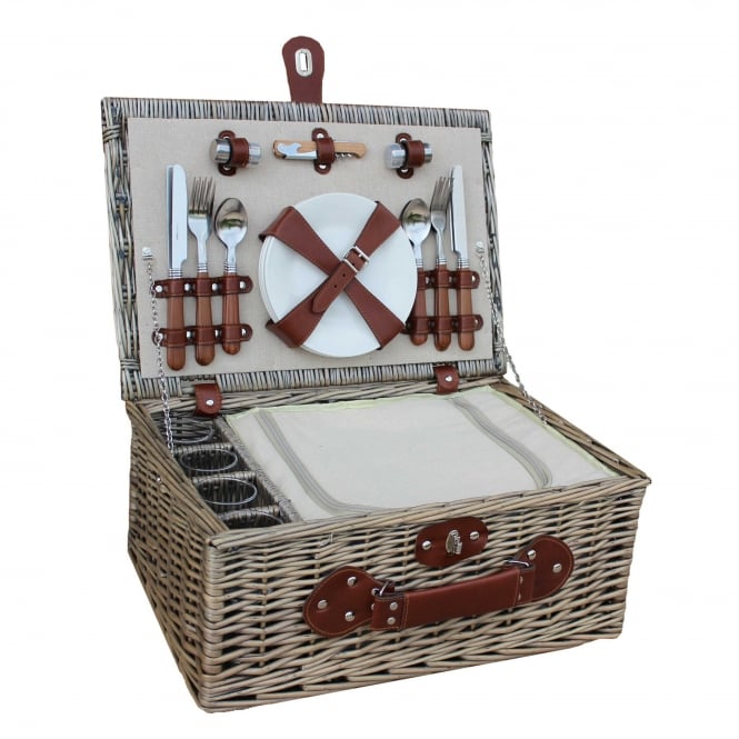 Click to view product details and reviews for Willow Direct Baskets 4 Person Chiller Hamper.