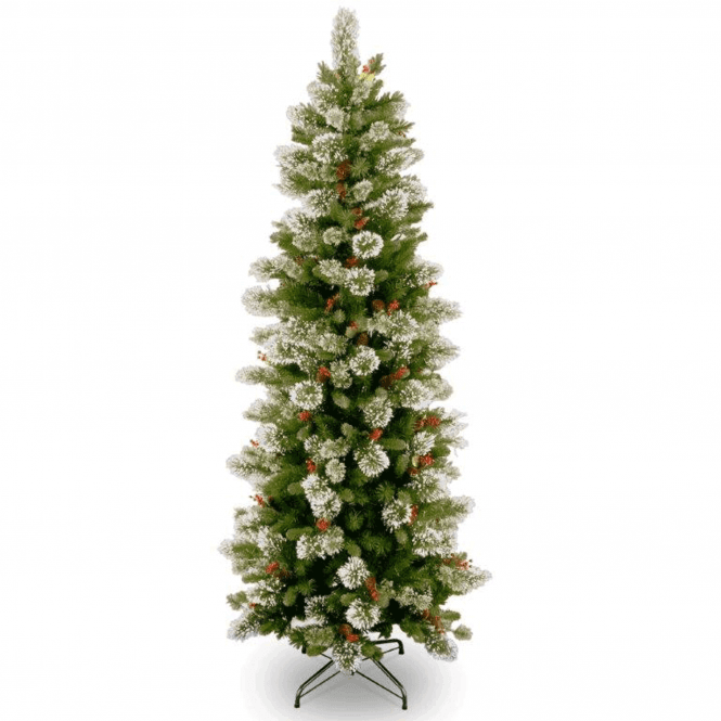 Click to view product details and reviews for Wintry Pine 6ft Slim Tree.