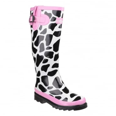 Women's Moo Wellington Boots