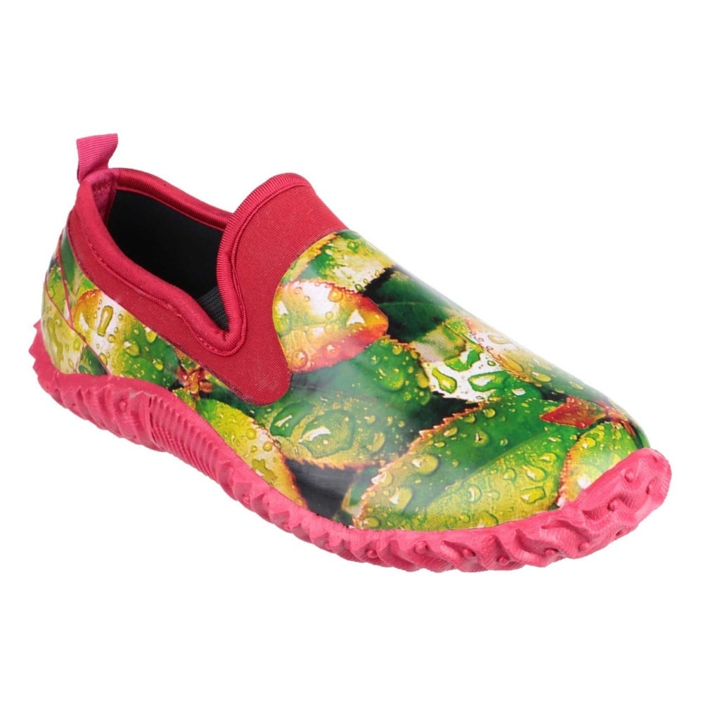 Women's Garden Shoes >> Womens Tindal Leaf Garden Shoes