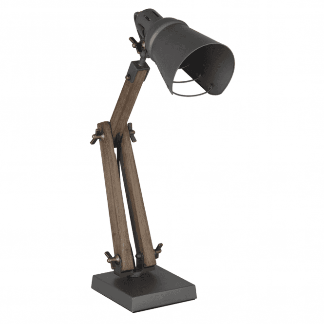 Click to view product details and reviews for Wood Metal Table Task Lamp.