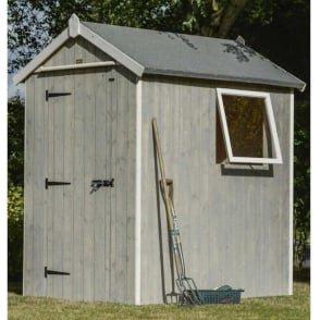 Woodland Heritage 6 x 4 Shed Apex Roof