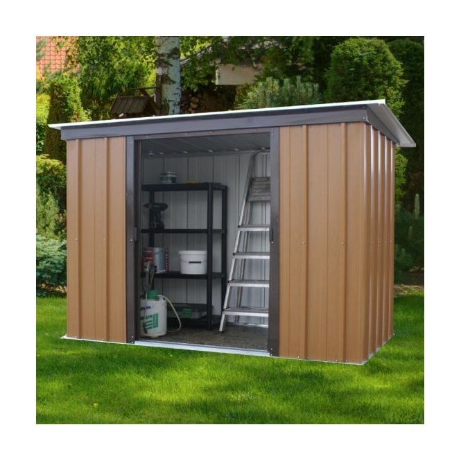 Woodview Pent Shed 6 X 4