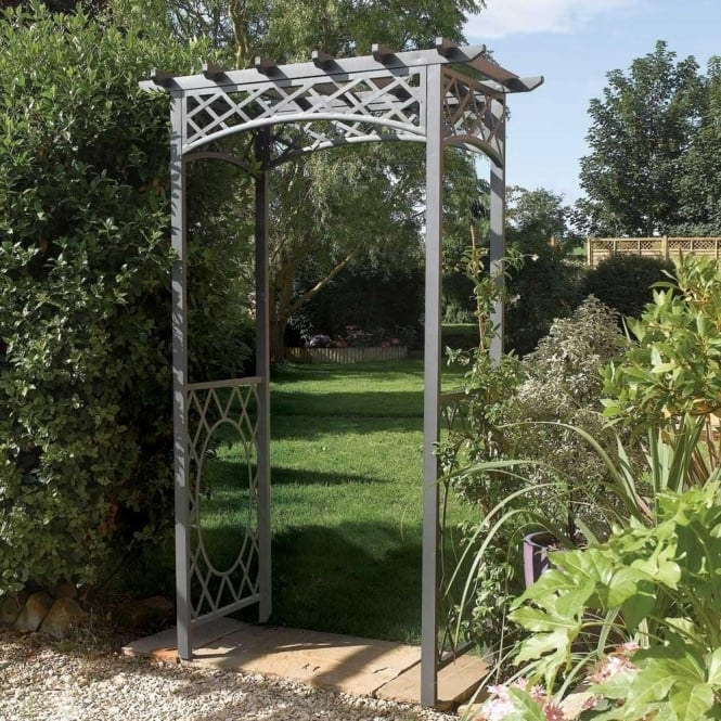 Click to view product details and reviews for Wrenbury Garden Arch.
