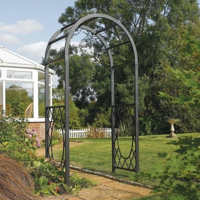 Click to view product details and reviews for Wrenbury Round Top Arch.
