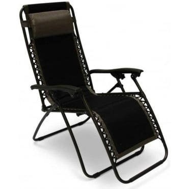 Zero Gravity Padded Relaxer Chair