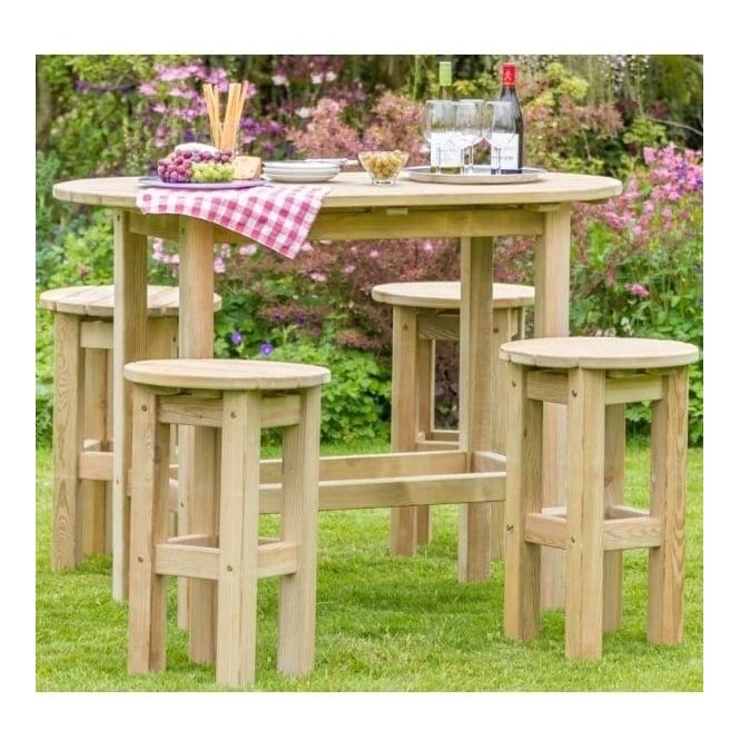 Click to view product details and reviews for Zest 4 Leisure Bahama Oval Table And 4 Stool Set.