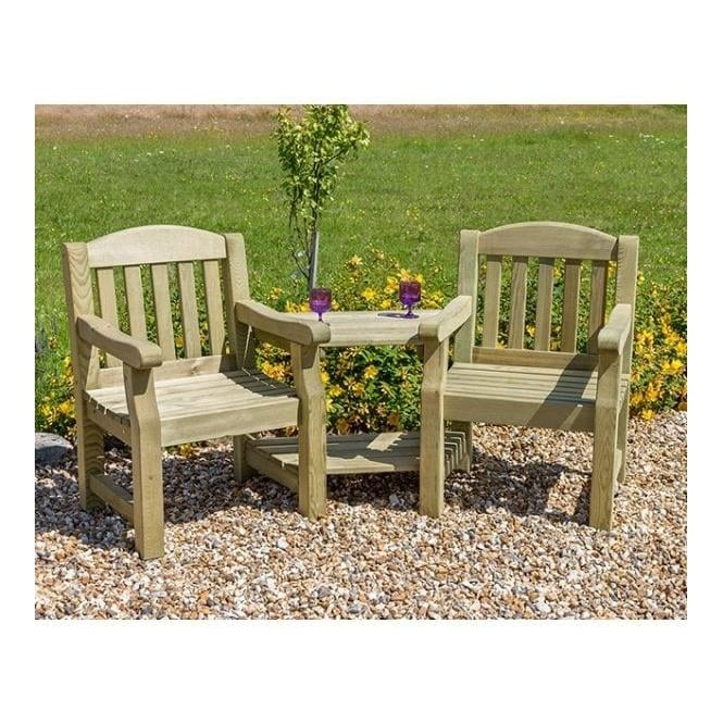 Fsc Approved Garden Furniture