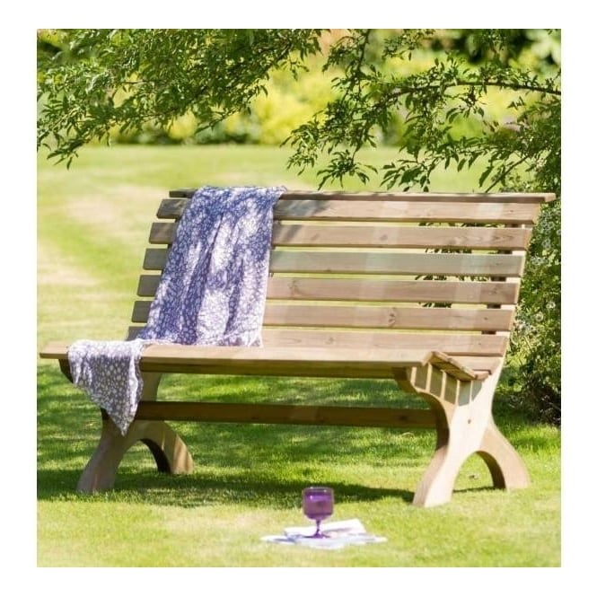 Click to view product details and reviews for Zest 4 Leisure Harriet Park Bench.