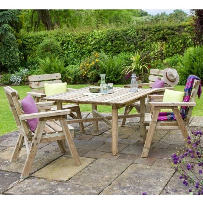 Abbey Outdoor Table Set